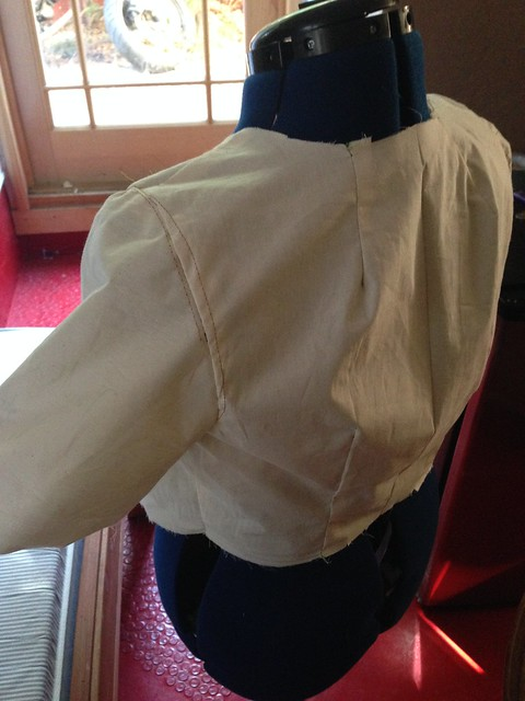 Muslin for Colette hawthorn
