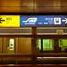sendai airport station signage
