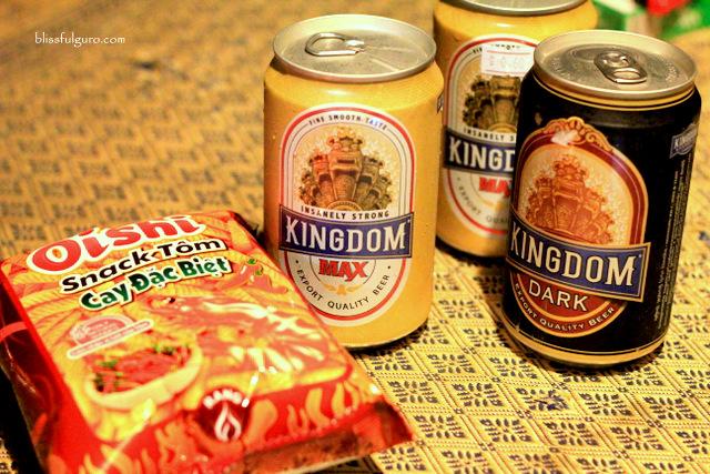 Siem Reap Cambodia Beer