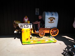 Riding Toy at Wall Drug Store
