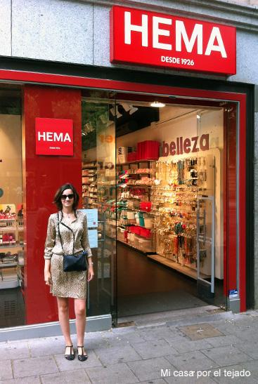 Tienda HEMA en Madrid