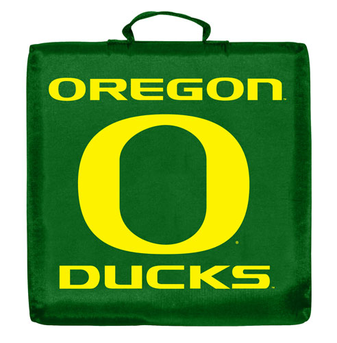Oregon Ducks Stadium Cushion
