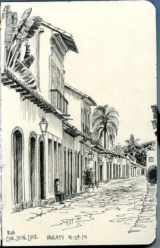 paraty alley