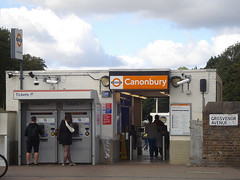 Picture of Canonbury Station