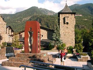 Parlamento de Andorra.