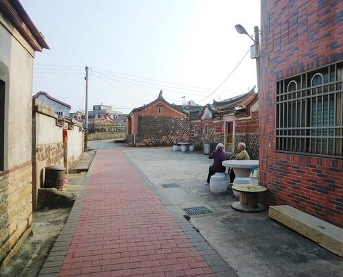 Taiwan-Kinmen Sud-est-Qionglin Village (7)