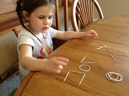 Toothpick Learning