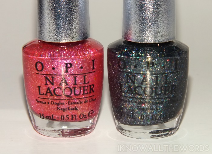 designer series by OPI Tourmaline and Titanium (6)