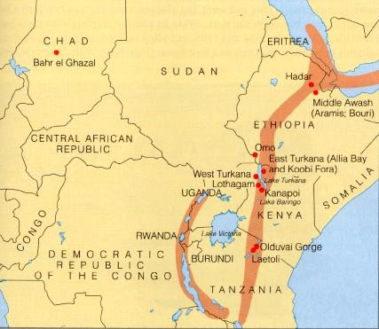 Africa's Rift Valley