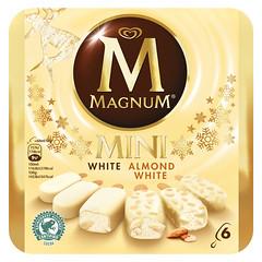 Magnum Minis White & White Almond