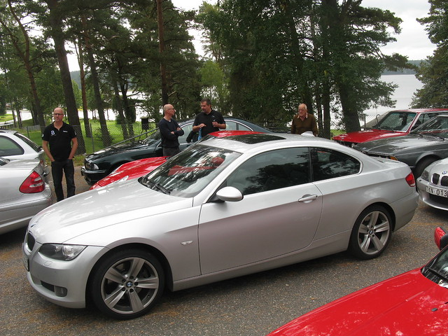 BMW 335i Coupé E92
