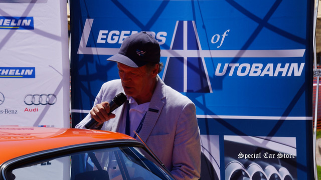 Keith Martin, Legends of The Autobaun Emcee