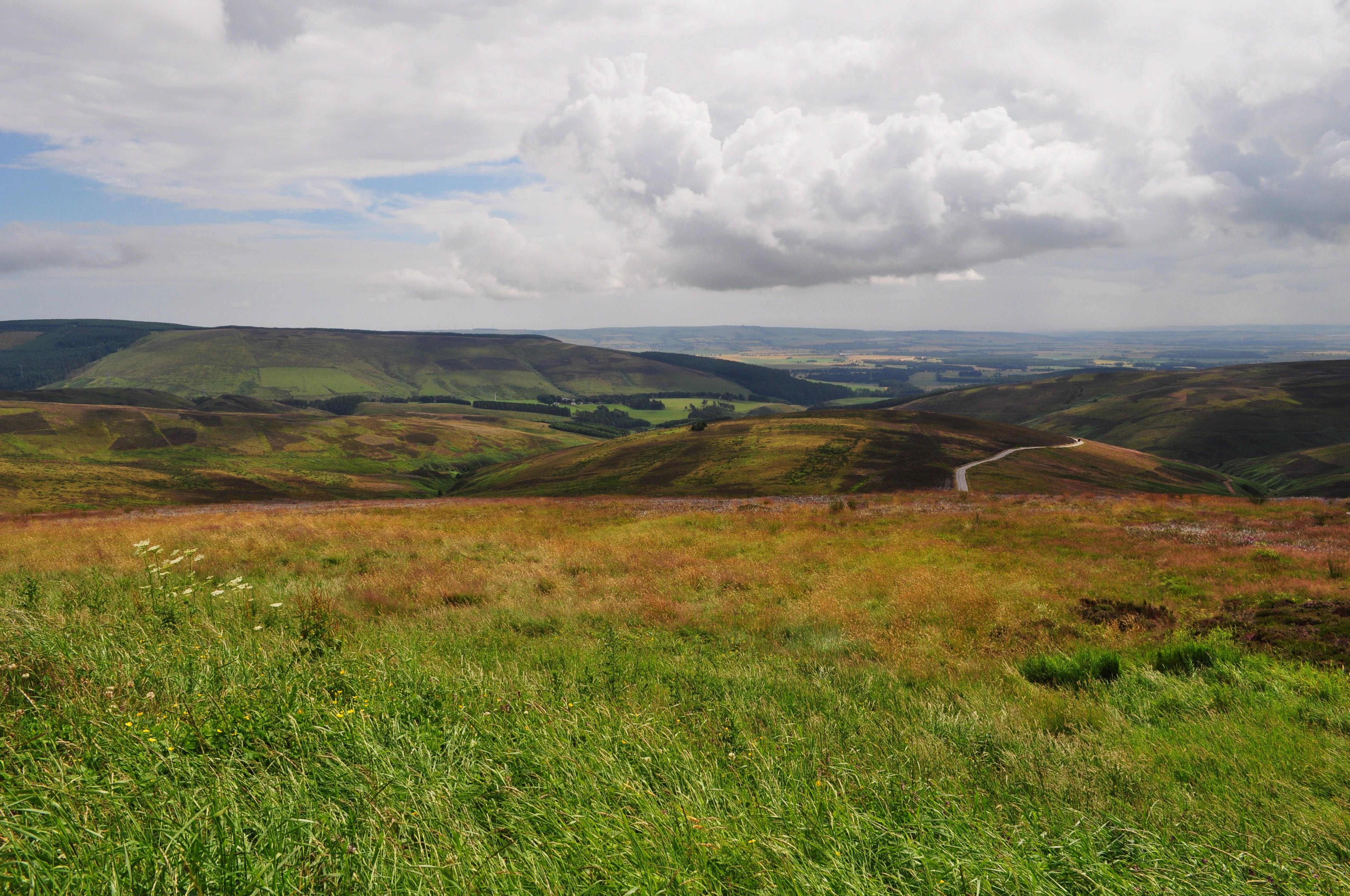 L 39 horizon est vaste paysage des grampians aberdeenshire for Agence horizon paysage