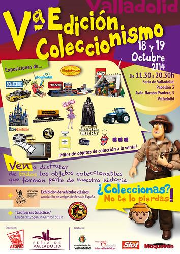 V Edición de Coleccionismo de Valladolid-Castilla y León