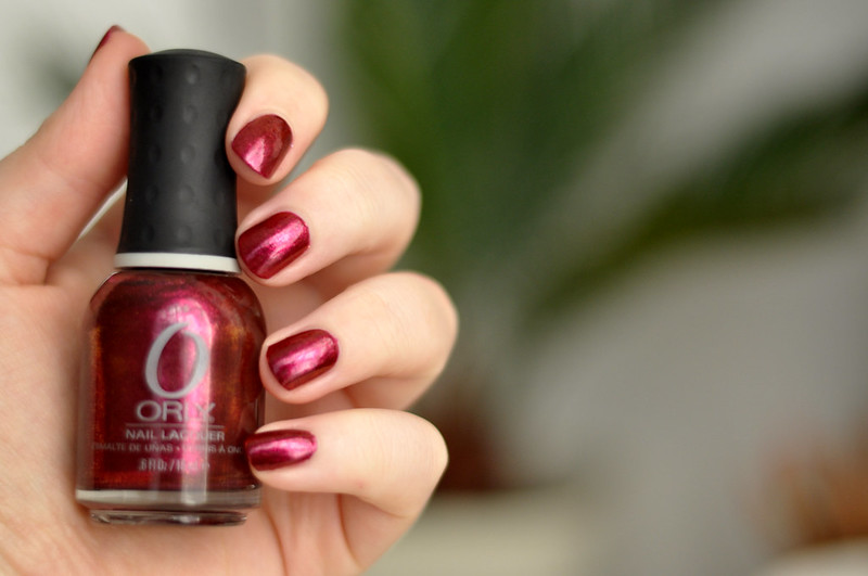notd orly rock it nail polish rottenotter rotten otter blog
