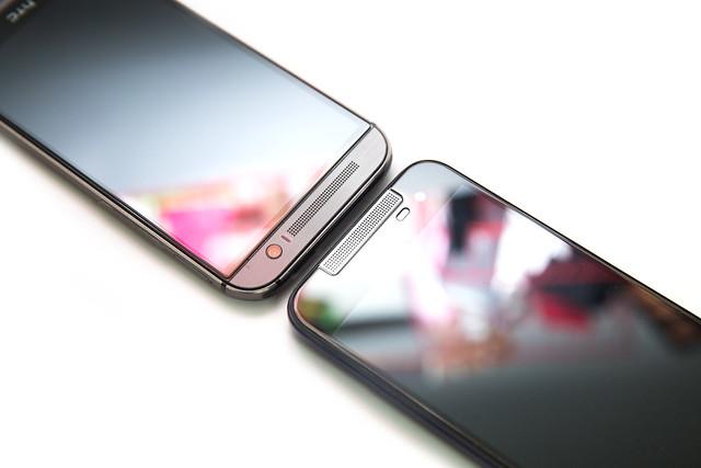 HTC Butterfly 2 玻璃保護貼 + 包膜 完美保護 – 超美照片分享 @3C 達人廖阿輝