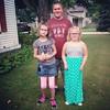 3rd grade, 5th grade and 10th grade, oh my!  #firstdayofschool