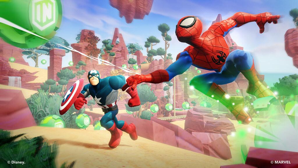 Spiderman Cap Toy Box EMEA NO TEXT