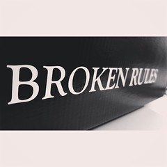 Quebre as regras! Faça.  #entrepreneurship #empreendedorismo