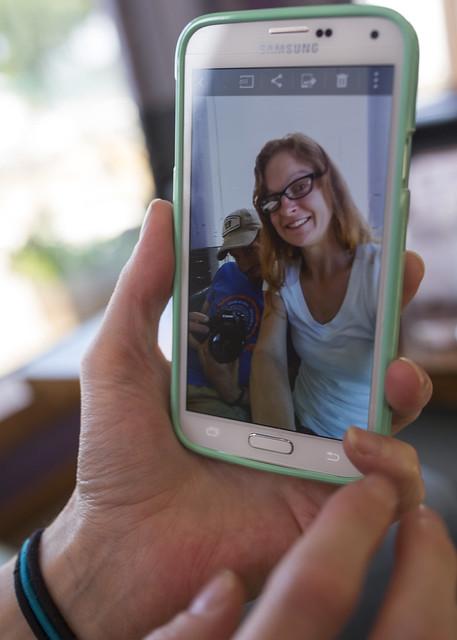 Selfies of Selfies