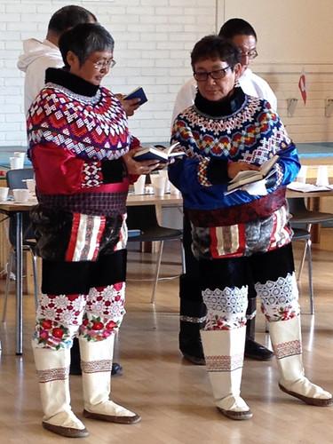 Greenland - Nanortallik choir