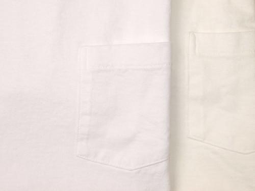 Velva Sheen / Crewneck Pocket Tee Limited Edition