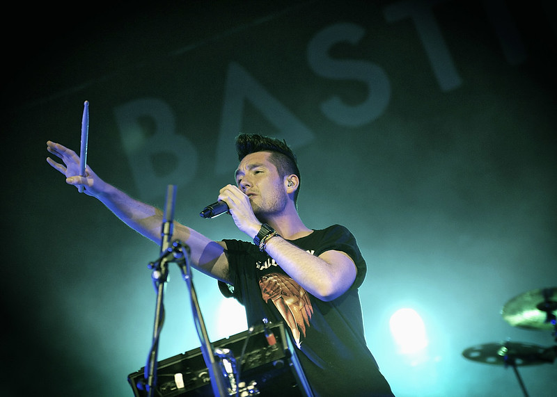 Bastille @ Verizon Wirless