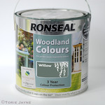 Ronseal Woodland colours - Willow