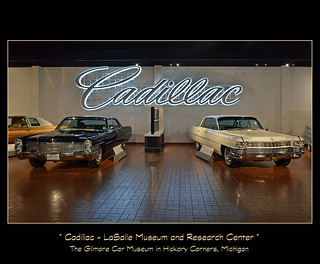 Cadillac LaSalle Museum - Grand Opening Day