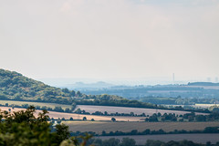 View from Kop Hill