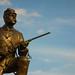 1st Pennsylvania Cavalry Regiment Monument, Gettysburg, Pennsylvania