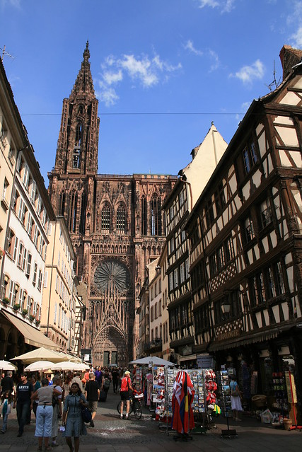 Strasbourg, cathedral