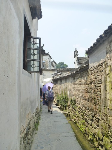 Anhui-Hongcun-Village-Ruelles (7)