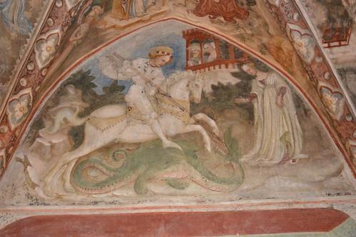 Cappella del Bembo - Castello Pallavicino Casali (Monticelli d'Ongina, PC)