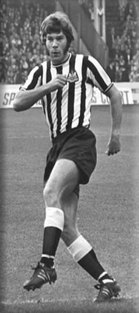 Picture of Malcolm Macdonald - 1971 to 1976