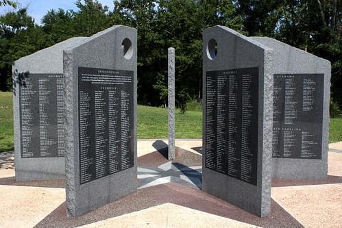 Blythe Ferry Cherokee Removal Memorial