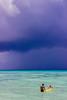 El mar y la lluvia