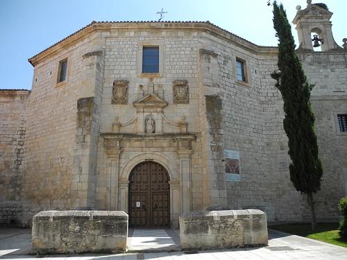 Iglesia de Santa Clara en Peñafiel