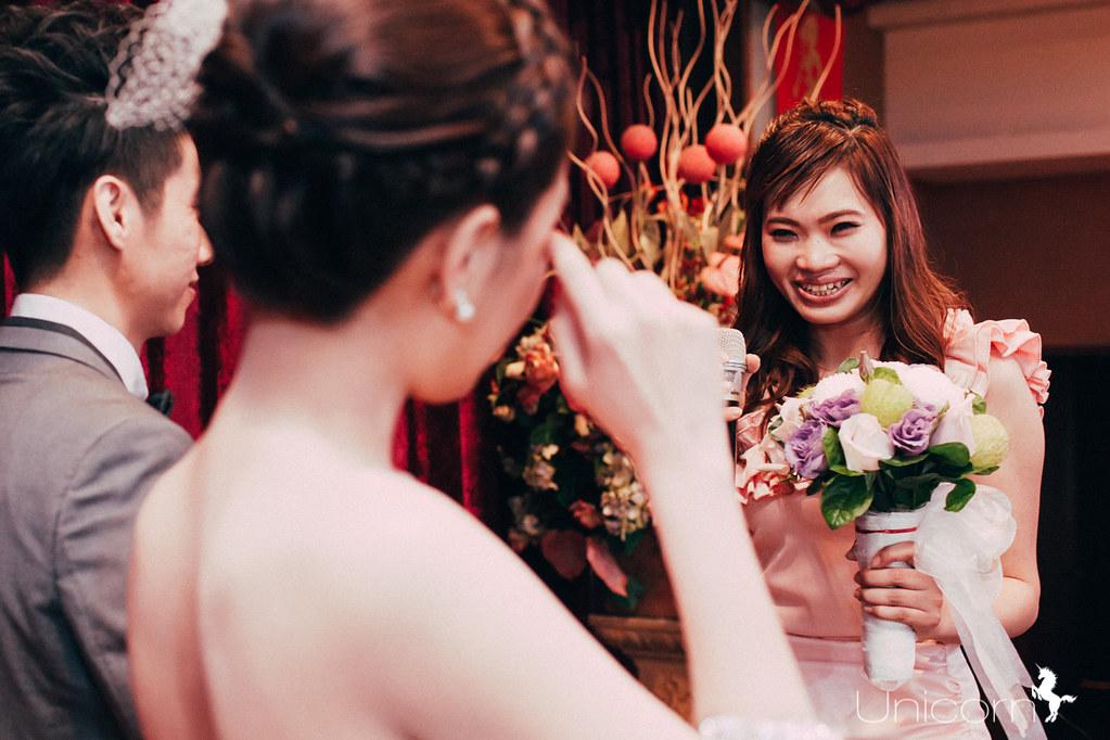 《結婚宴》Jason & Mia 婚禮記錄 / 台中大和屋崇德店