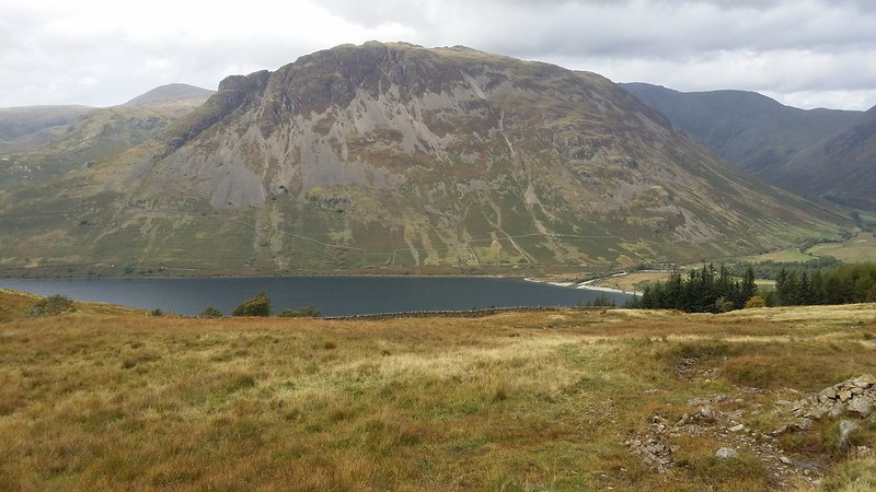 Yewbarrow and Wastwater #sh