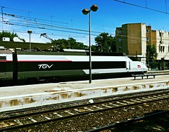 train station, metropolitan area, high-speed rail, vehicle, train, transport, rail transport, public transport, locomotive, passenger car, residential area, electricity, rolling stock, track, land vehicle, railroad car,