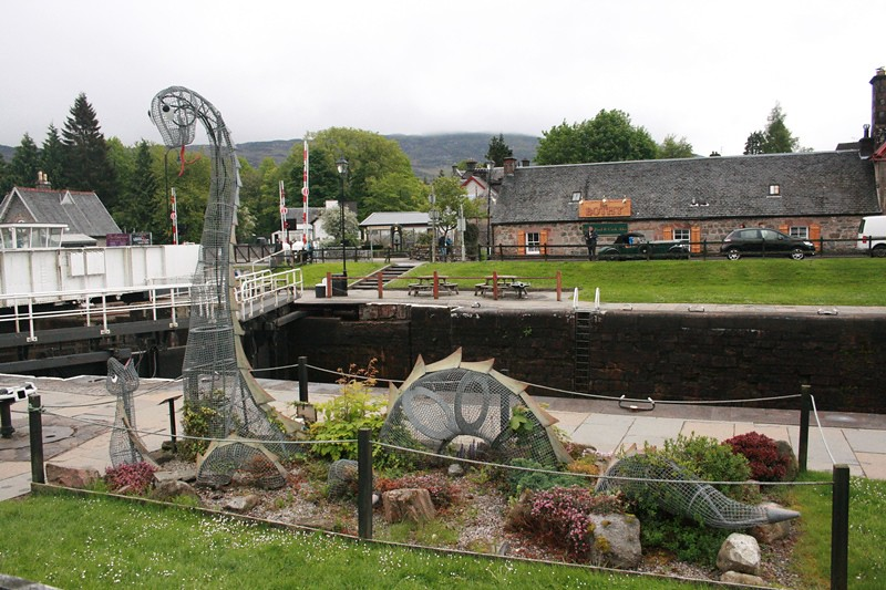 Fort Augustus and the Caledonian Canal (62)