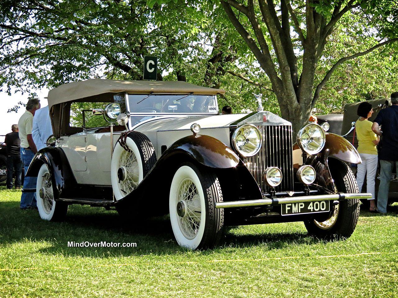 Pre-War Rolls Royce Phantom Greenwich Concours