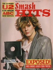 Smash Hits, April 24, 1985