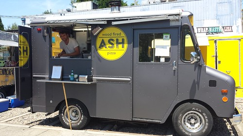 Ash Wood Fired Pizza
