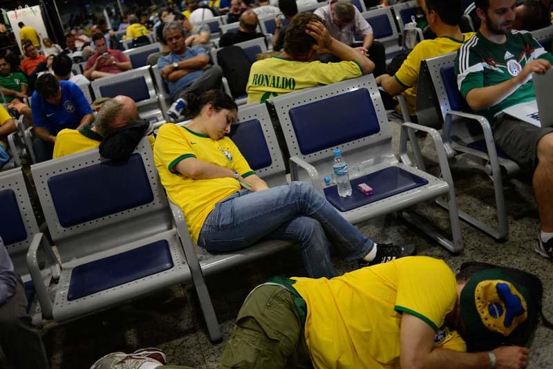 (2)BRASIL-NATAL-MUNDIAL 2014-AFICIONADOS