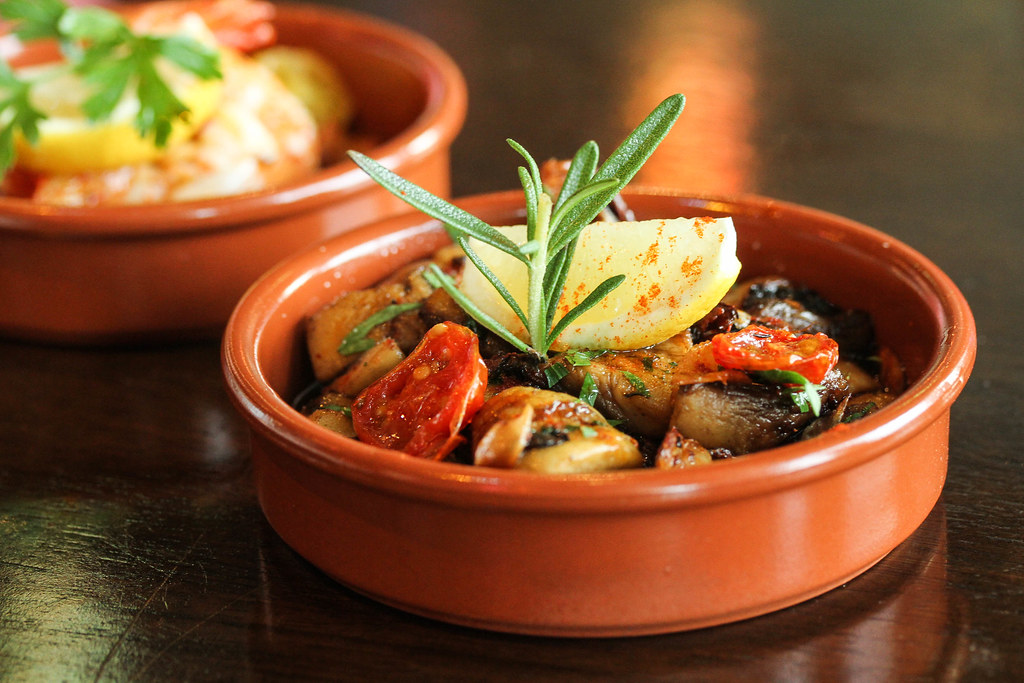 Orchard Central Food: Milagro Spanish Restaurant's