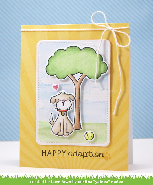 Happy adoption