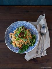 Green Papaya Quinoa Salad