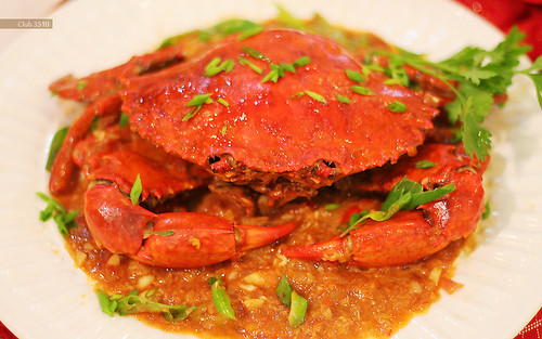 Singaporean Chili Crab | Club 3510